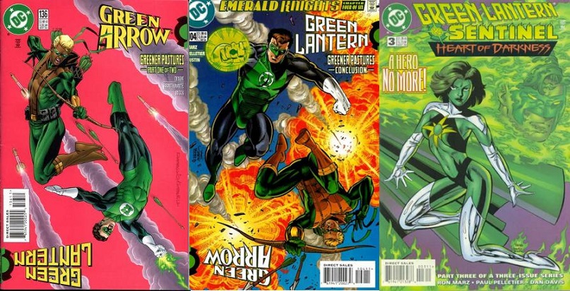 Green lantern session part two of 3